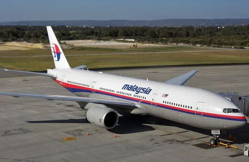 The-Malaysia-Airlines-Boeing-777-lost-contact-with-Air-Traffic-Control-over-the-Pacific-with-227-passengers-on-board