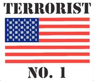 AMERica terrorist no 1