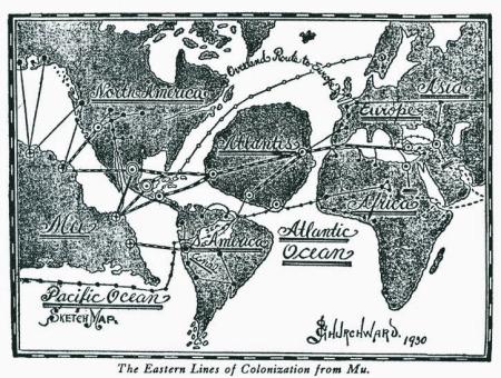 lemuria-atlantis Mu