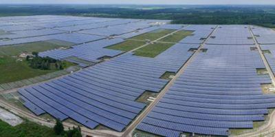 Cestas Solar Farm