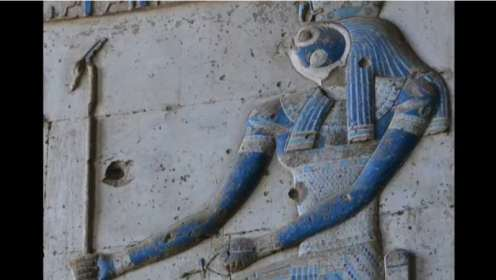 5_Closeup_of_Horus_at_Temple_of_Hathor