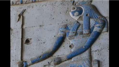 5_Closeup_of_Horus_at_Temple_of_Hathor