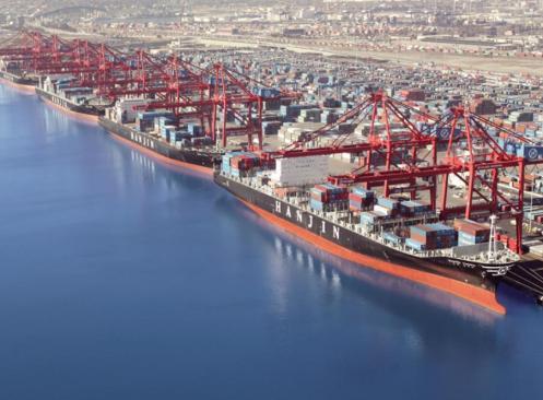 hanjin ships
