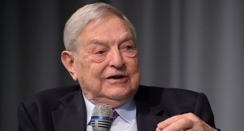 George Soros Arrested And Charged With Hate Crimes Against