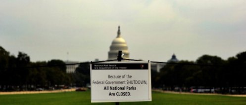 U.S. government SHUTS DOWN A-closure-sign-is-posted-on-the-national-mall-near-the-us-capitol-in-washington-dc-october-3-2013-e1516381423625