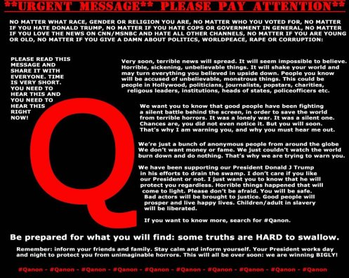 Sealed indictment arrest of Supreme Court Justice confirms shocking QAnon intel Bmmb2