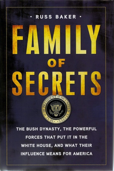 JFK Jr. told the world who murdered his father Family-of-secrets-bush