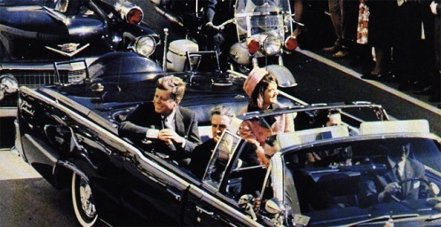JFK Jr. told the world who murdered his father Jfk-murder-george-bush-1
