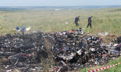 Irrefutable evidence who brought down Flight MH17 Or-42003